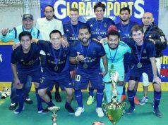 Real Madrid y LTB se enfrentaron por el campeonato en la Categoría B-1