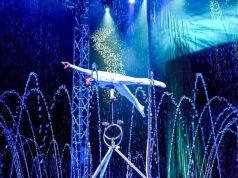 Llega a Raleigh Cirque Italia: Un inigualable espectáculo bajo el agua