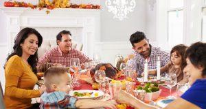 Consejos de seguridad para el Día de Acción de Gracias