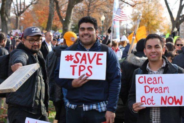 Extienden TPS para El Salvador, Honduras y Nicaragua hasta enero del 2021