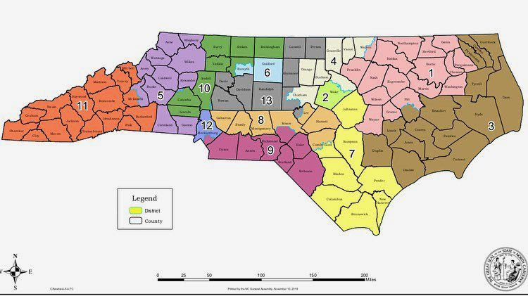 Jueces permiten uso de nuevo mapa congresional en las próximas elecciones