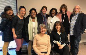 Melanie Wahlberg practicista de la Ciencia Cristiana visita Charlotte