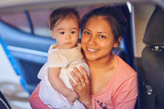 Invitan a programa de ayuda para criar a su bebé en Raleigh