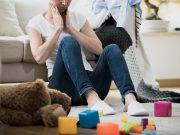 ¿Por qué algunas madres se entristecen después de que nace el bebé?