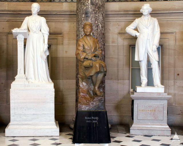 A monument against discriminatory laws