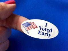 Conozca dónde pude votar de manera anticipada en Buncombe