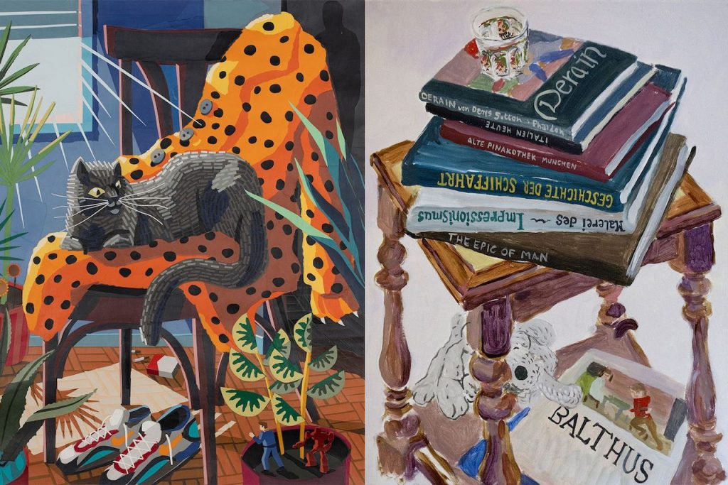 Jóvenes artistas argentinos presentan audaz exhibición conjunta