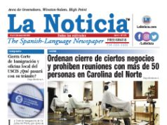 La Noticia Greensboro Edición 375