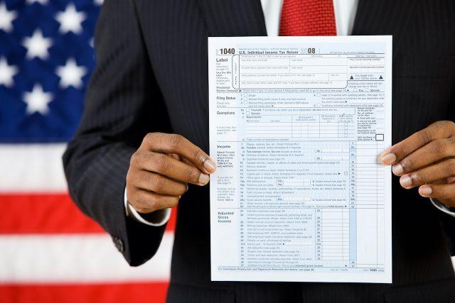 Fecha límite de impuesto federal se extiende