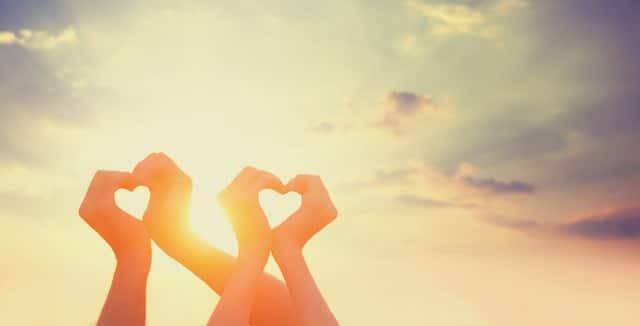 El amor es la medicina que cura el miedo