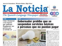 La Noticia Greensboro Edición 376