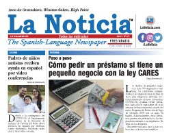 La Noticia Greensboro Edición 377