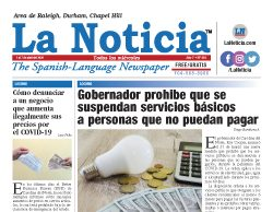 La Noticia Raleigh Edición 415