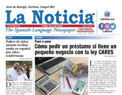 La Noticia Raleigh Edición 416