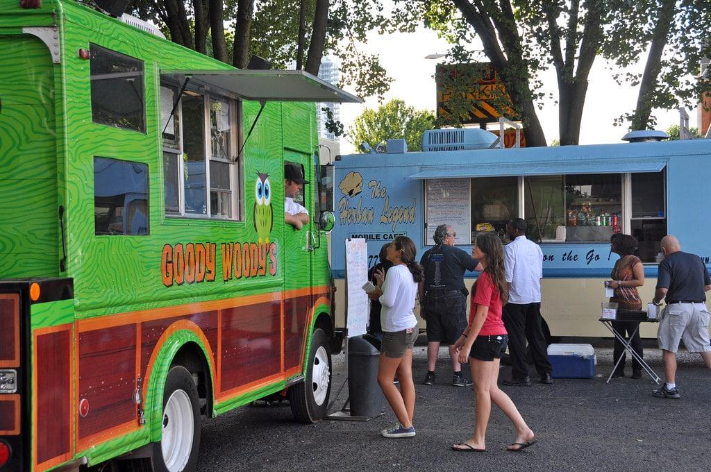 Las delicias de los Food Trucks