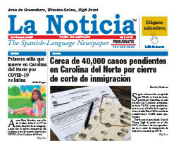 La Noticia Greensboro Edición 386