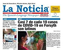 La Noticia Greensboro Edición 387