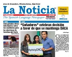 La Noticia Greensboro Edición 388
