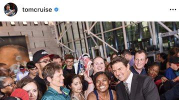 Tom Cruise cumple 58 años