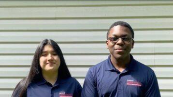 Estudiantes de Carolina del Norte necesitan su voto para ganar concurso nacional de tecnología de Lenovo