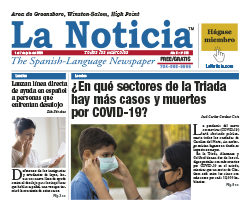 La Noticia Greensboro Edición 389